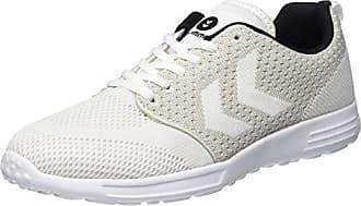 Hummel SPIRIT 60-146-0560, Chaussures de sports en salle femme - Blanc (Blanc-TR-H5-17), 46.5 EU