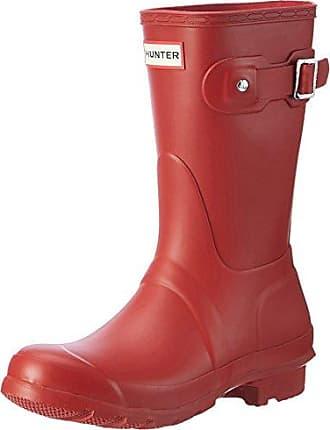 25500, Botas para Mujer, Rojo (Red), 39 EU Be Natural