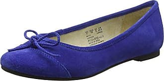 Lexa Heather Bow - Ballerines - Femme - Blue (Dark Teal) - 42 (UK 8)Hush Puppies QKnE6