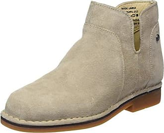 Hush Puppies Charity Catelyn, Bottes Femme, Jaune (Camel), 39 EU