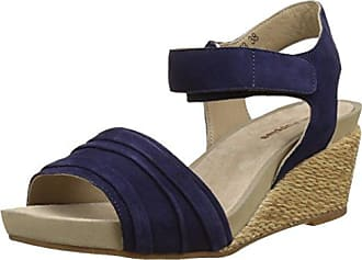 Gandy, Sandales Bout Ouvert Femme, Beige (Beige Taupe), 39 EUHush Puppies