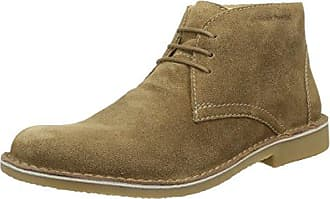 Nolton Desert Slim, Botines para Hombre, Marrón (Chocolate Brown), 43 EU Hush Puppies