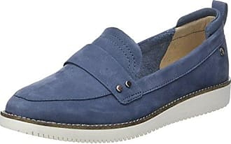 WT Oxford, Derbys Femmes, Bleu (Bleu), 37 EUHush Puppies