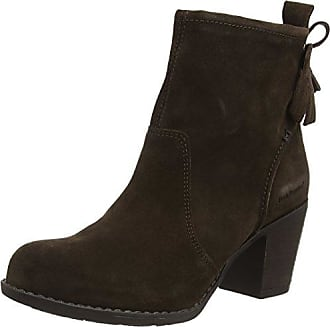 Hush Puppies Damen Lindsi Bria Chelsea Boots, Braun (Dark Brown), 37 EU