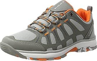 Icepeak Wanja, Chaussures Multisport Outdoor Femme, Argent (Silver), 37 EUIcepeak