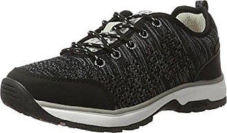Icepeak Windy, Chaussures Multisport Outdoor Homme, Noir (Black), 44 EUIcepeak