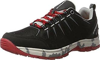 Icepeak Wright, Chaussures Multisport Outdoor Homme, Noir (Black), 44 EUIcepeak