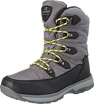 Icepeak Werner, Chaussures Multisport Outdoor Homme, Gris (Grey), 43 EUIcepeak