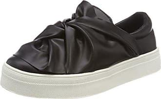 Ichi À Vigdis Fw, Femmes Chaussures, Noir (10011 Noir), 41 Ue