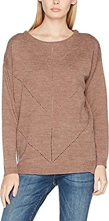 Ichi Marat LS2, Jersey para Mujer, Marrón (Clove 12240), 36(Talladelfabricante:XS)