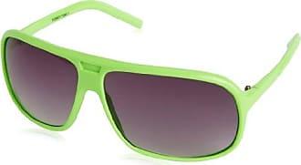 Icon Eyewear Dynamo - Lunettes de Soleil - Mixte - Vert - Taille unique (Taille fabricant : One size) OyB28xWS7
