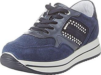 IGI&CO USR 11214, Zapatillas para Hombre, Azul (BLU Scuro 00), 40 EU