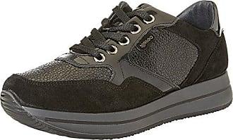Igi&Co 8734, Sneakers Basses Homme - Noir - Noir (Nero 000), 43 EU EU