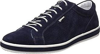 IGI&CO UBK 11090, Zapatillas para Hombre, Gris (Asfalto 00), 45 EU