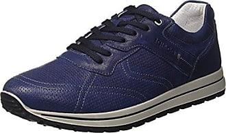 IGI&CO UBK 11090, Zapatillas para Hombre, Azul (BLU 11), 42 EU