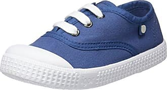 Igor Berri, Chaussures Enfants Unisexe Sans Lacets, Bleu (marine), 28 Eu