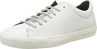 Sneakers - Basse Uomo, Bianco (Bianco (Blanc)), 43 Ikks