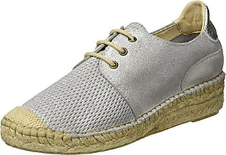 I Love Candies Laces Glitter, Alpargatas para Mujer, Azul (Blue 409), 37 EU ILC I Love Candies Shoes
