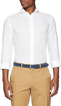 3H621, Chemise Homme, Blanc (Bianco 01), 36(Taille Fabricant:38)Ingram