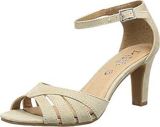 Oana, Zapatos de Tacón con Punta Cerrada para Mujer, Beige (Nude 636), 40 EU Initiale Paris