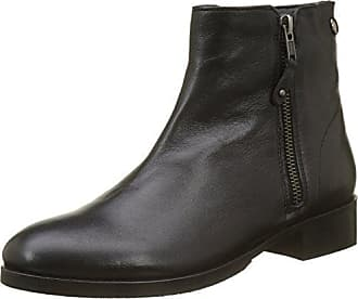 Kaporal - Botas de Sintético Mujer, Negro (Negro (Noir 546)), 37 EU
