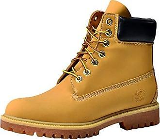 Damen Stiefel Winter Boots Schnürhalbschuhe Damenschuhe Halbschaft Stiefel Gelb Braun 36 Insun Ou74a5V