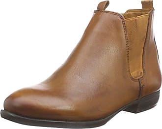 Inuovo Flossy, Damen Chelsea Boots, Braun (Bitter-Dark Brown Elastic), 39 EU