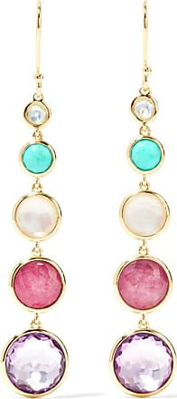 Ippolita Lollipop Lollitini 18-karat Gold Multi-stone Earrings 66revetqn