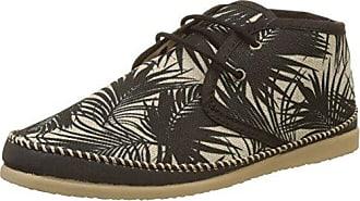 Ippon Bic-usage Vintage, Chaussures Derby À Lacets Pour Les Femmes, Noir (noir Noir), 41 Eu