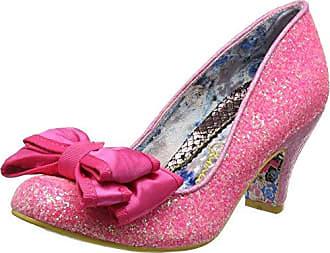 Ban Joe, Zapatos de Tacón Mujer, Rosa (Pink GLO), 41 EU (7.5 UK) Irregular Choice