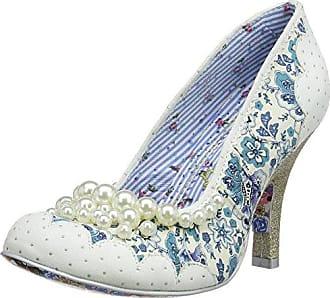 Bubbles Gum, Escarpins Femme - Argent, 38Irregular Choice