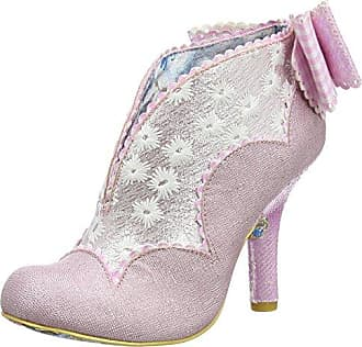 Escarpins Bout Ferm Femme - Rose - Rose (Pink Glo AB), 43Irregular Choice