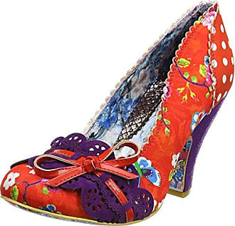 Escarpins Bout Ferm Femme - Jaune - Jaune (Yellow Sorbet Z), 36Irregular Choice