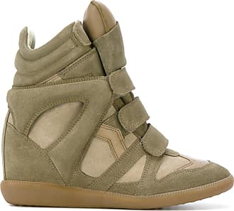 Sneakers for Women On Sale, Ecru, Calf Leather, 2017, 2.5 Isabel Marant