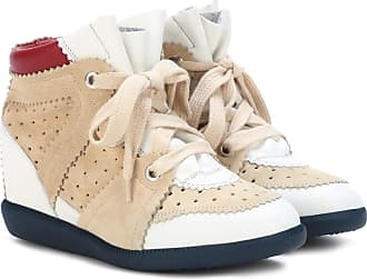Sneakers for Women On Sale, Beige, Leather, 2017, 4.5 5.5 7.5 8.5 Isabel Marant