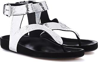 Sandals for Women On Sale, Ecru, Leather, 2017, 3.5 5.5 7.5 Isabel Marant