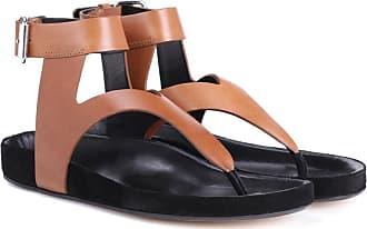 Sandales En Cuir Discoball Marant Isabel fXFs5NPiX