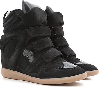 Chaussures Noires Isabel Marant WJ3woxRlE