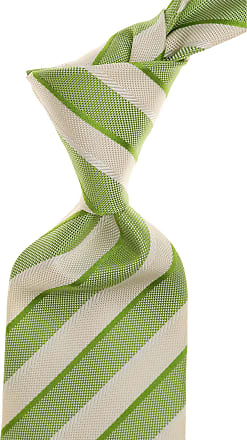 Ties On Sale, Acid Green, Silk, 2017, one size Isaia