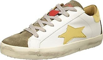 Sneakers for Women On Sale in Outlet, Yellow, suede, 2017, 5.5 Ishikawa