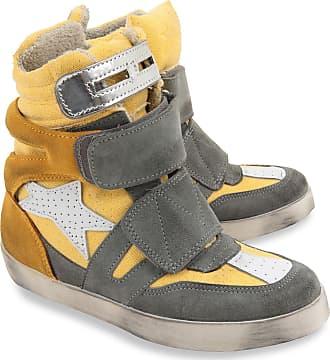 Chaussures De Sport Pour Les Femmes À La Vente En Sortie, Jaune, Suède, 2017, 5,5 Ishikawa