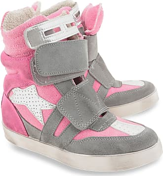 Sneakers for Women On Sale in Outlet, Fuchsia, Fabric, 2017, 3.5 4.5 Ishikawa