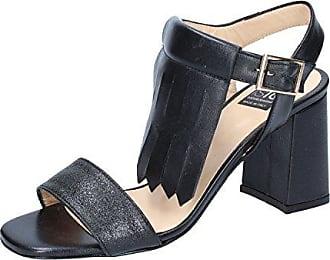 Damen Schnürhalbschuhe Schwarz schwarz, Schwarz - schwarz - Größe: 40 Islo Isabella Lorusso