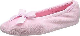 Ballet Éponge Isotonerpopcorn - Chaussures Basses Femme, Blanc, Taille L