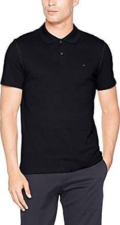Robin Slub Pique, Camiseta para Hombre, Negro (Black 9999), Medium J.Lindeberg