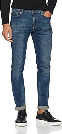 Jay Often Used, Pantalones para Hombre, Azul (Mid Blue 6048), 34W/32L J.Lindeberg