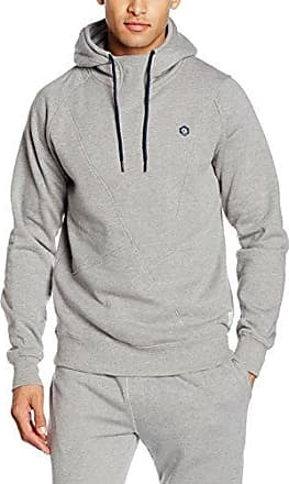JCOPINN SWEAT HOOD NOOS, Capucha Hombre, Gris (Light Grey Melange), X-Large Jack & Jones