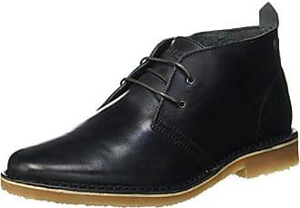 Jack & Jones Jfwgobi Leather Taupe Gray, Desert Boots Homme, Gris (Taupe Gray), 44 EU