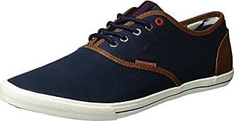 Jjturbo PU Nylon Sneaker Navy Blazer - Scarpe da Ginnastica Basse Uomo, Blu (Blue (Navy Blazer)), 41 Jack & Jones