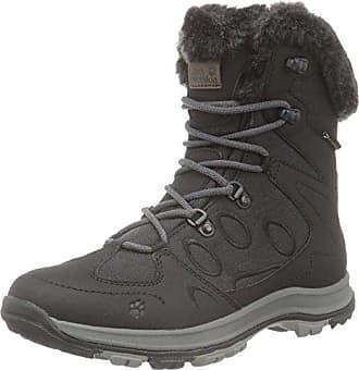 Jack Wolfskin Thunder Bay Texapore High W, Chaussures de Randonnée Hautes Femme, Beige (Siltstone 5116), 42 EU